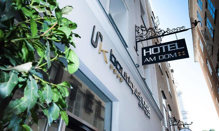 Hotel Am Dom Salzburg
